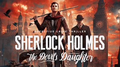 Sherlock Holmes: The Devil's Daughter PC Game Free Download