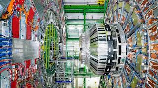 Mesin tercanggih - LHC dari Cern