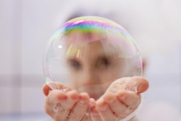 Image: Soap Bubble, by SzaboJanos on Pixabay