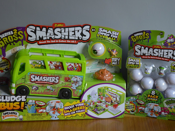 Review | Zuru Smashers Series 2