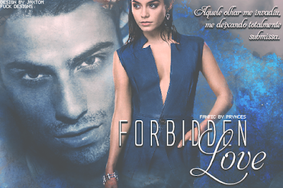 Capa de Fanfic - Forbidden Love (Prynces)