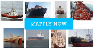 Urgent  seaman jobs hiring cadet for a passenger ship, oil tanker ship and tugboat joining January 2019
