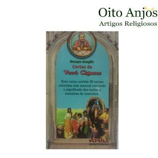 Baralho Cigano - Cartas Da Vovó Cigana Editora Artha