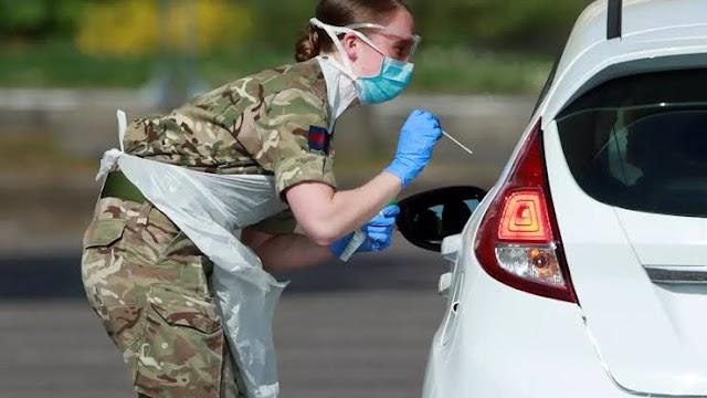 UK Coronavirus cases shoot up again