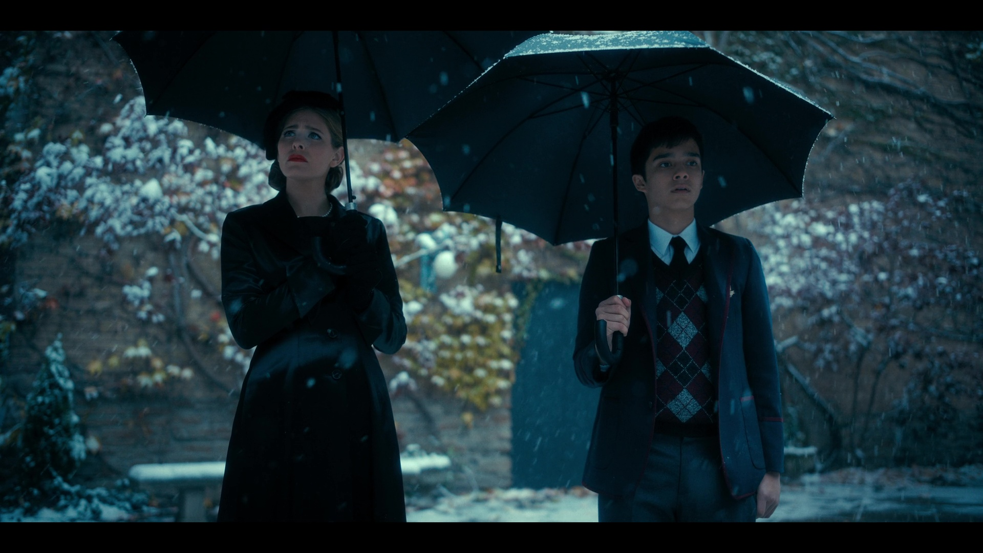 The Umbrella Academy (2020) 1080P WEB-DL NF Latino - Ingles