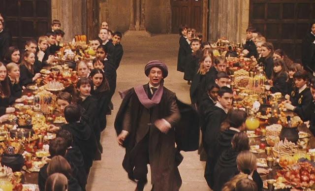 Куиръл в Хари Потър и философският камък