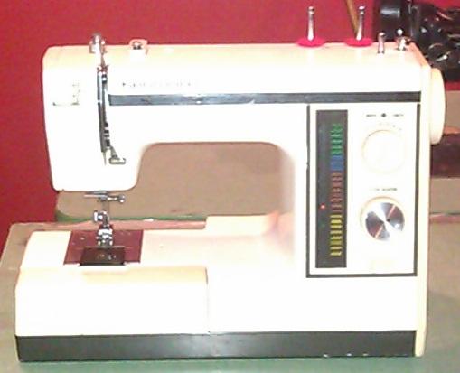 Vintage Sewing Machines Kenmore 17881