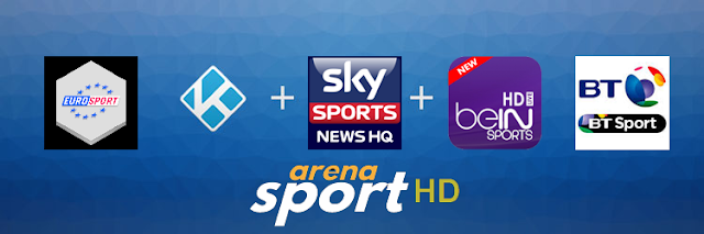 How To Watch Sport Online, FootBall Live Streaming On Kodi