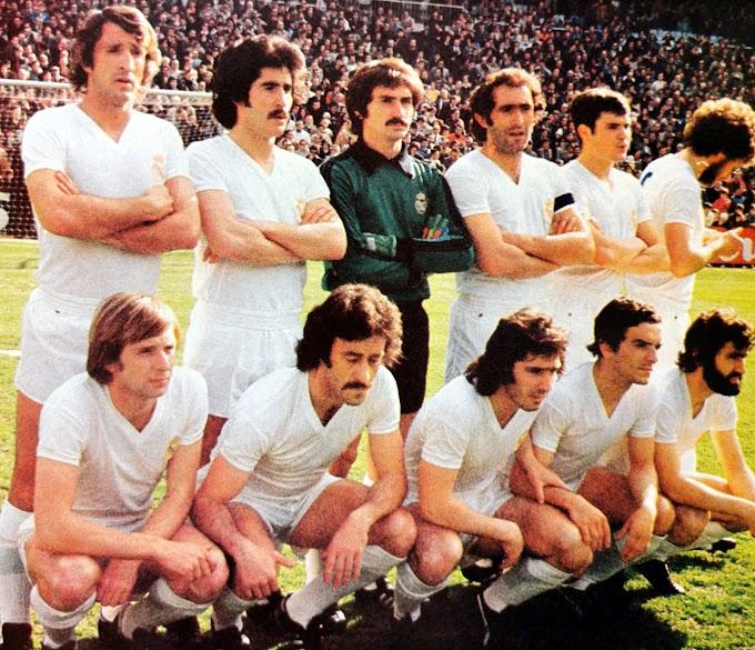 REAL MADRID 1976-77.