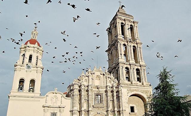 La Iglesia en Saltillo