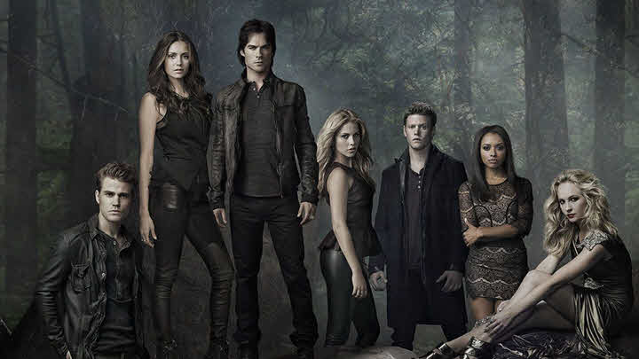 13 Shows Like The Vampire Diaries