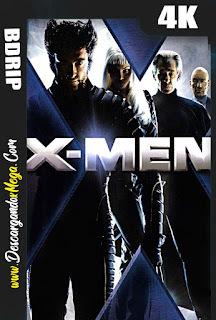 X-Men (2000) 4K UHD HDR Latino