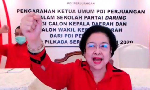 Megawati Dipanas-panasi buat Maju Pilpres Lagi