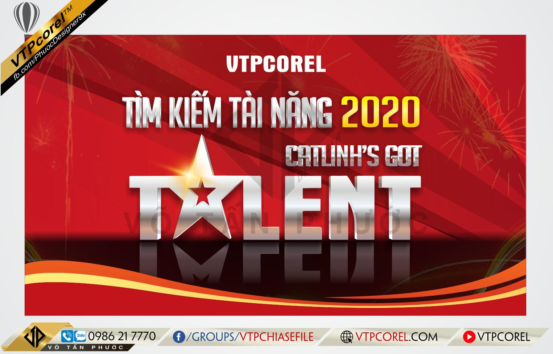 Phông nền Tìm kiếm tài năng Got Talent