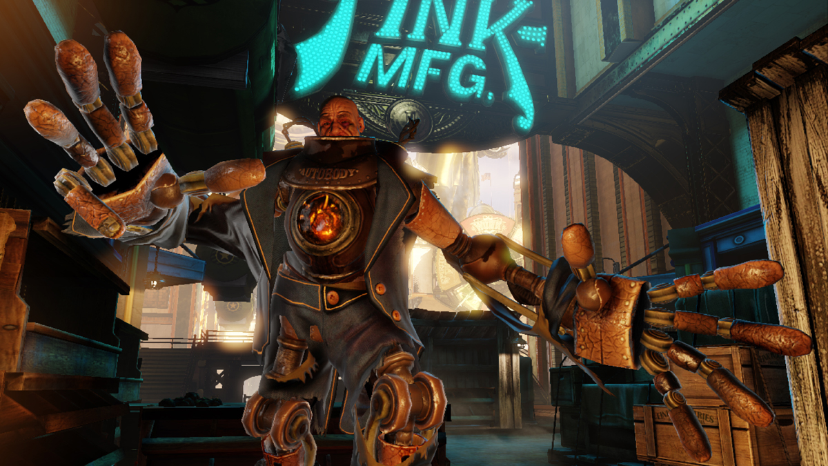 Playing With Constants And Variables A Bioshock Infinite