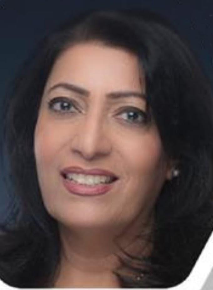 الشاعرة الدكتورة نبيلة زباري