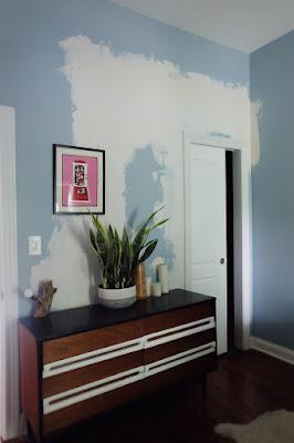 pocket door drywall repair