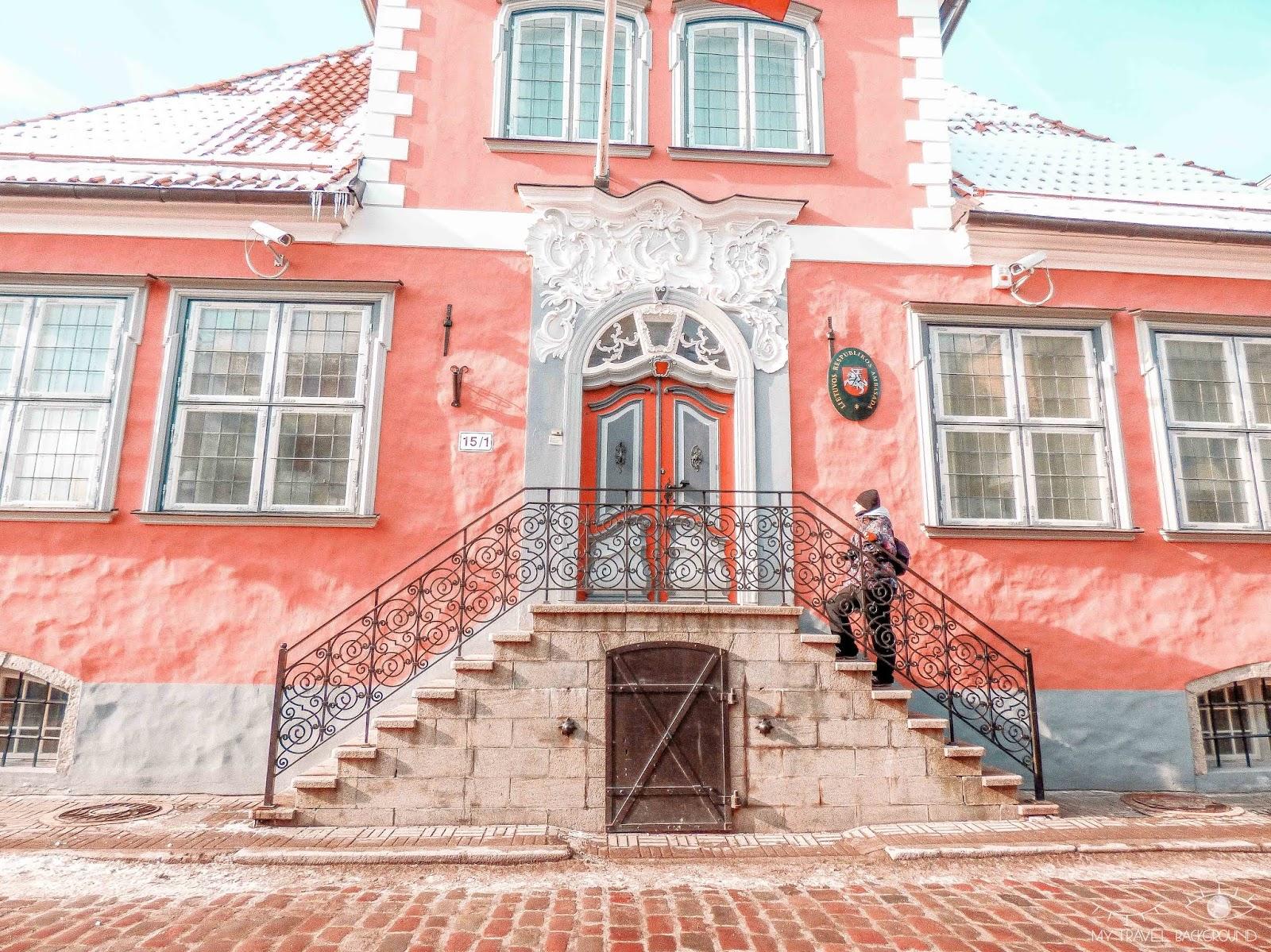 My Travel Background : Escale à Tallinn en Estonie, la perle de la Mer Baltique - Les jolies maisons de Tallinn