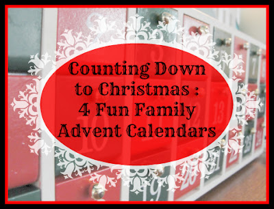 family advent calendars