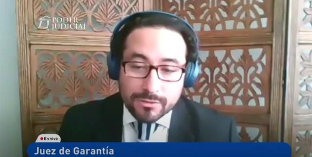 juez Pablo Álvarez Solís