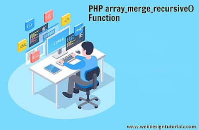 PHP array_merge_recursive() Function