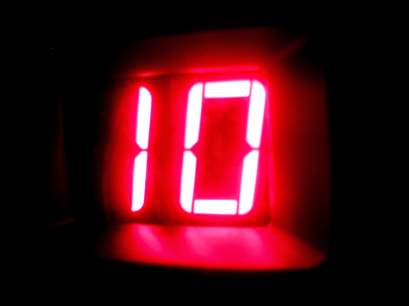 only new years eve countdowners will remember these numbers between