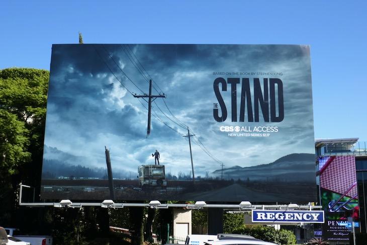 Stand TV remake billboard