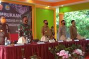Basli Ali : TMMD Ke-111 Selayar Sangat Relevan Dengan Kondisi Saat Ini