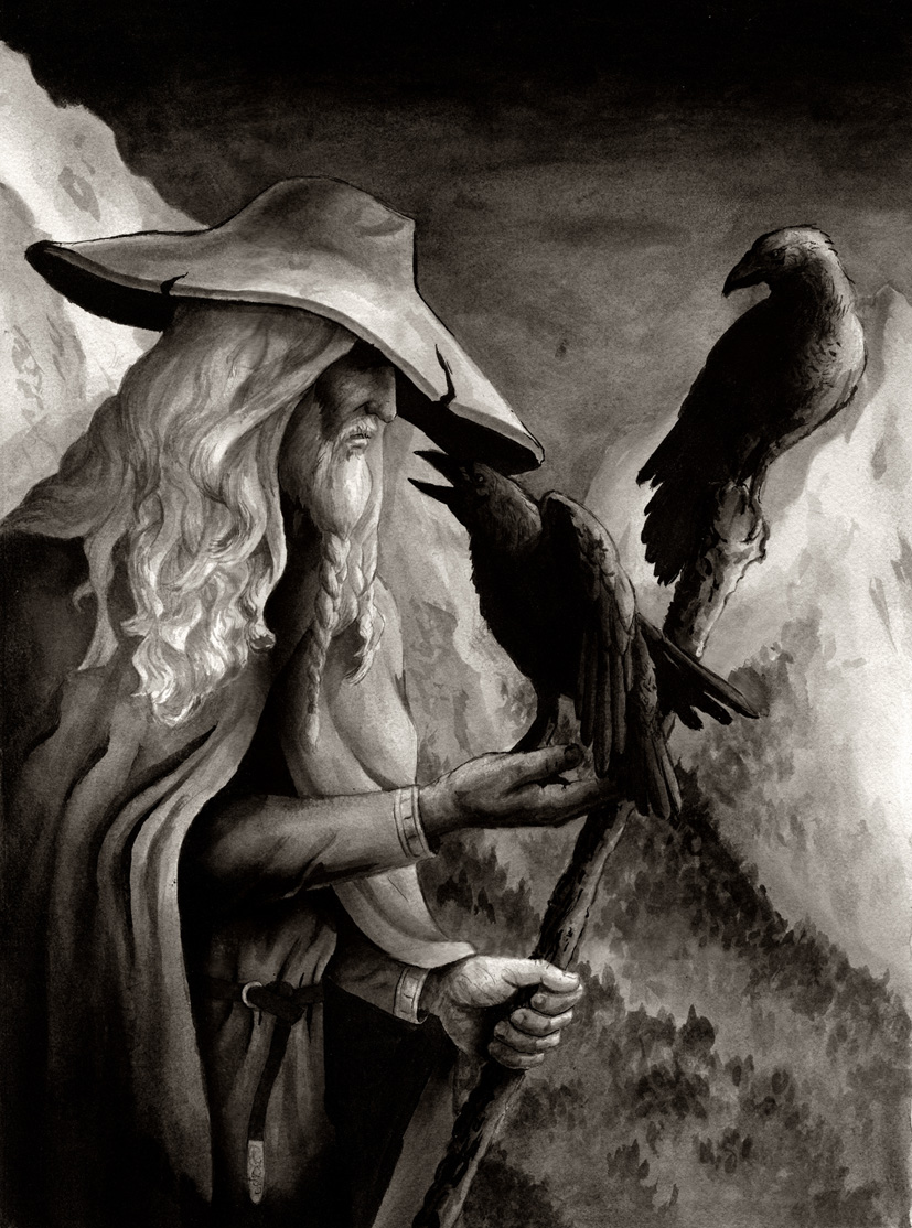 Odin: O Sábio Rei Dos Deuses Nórdicos