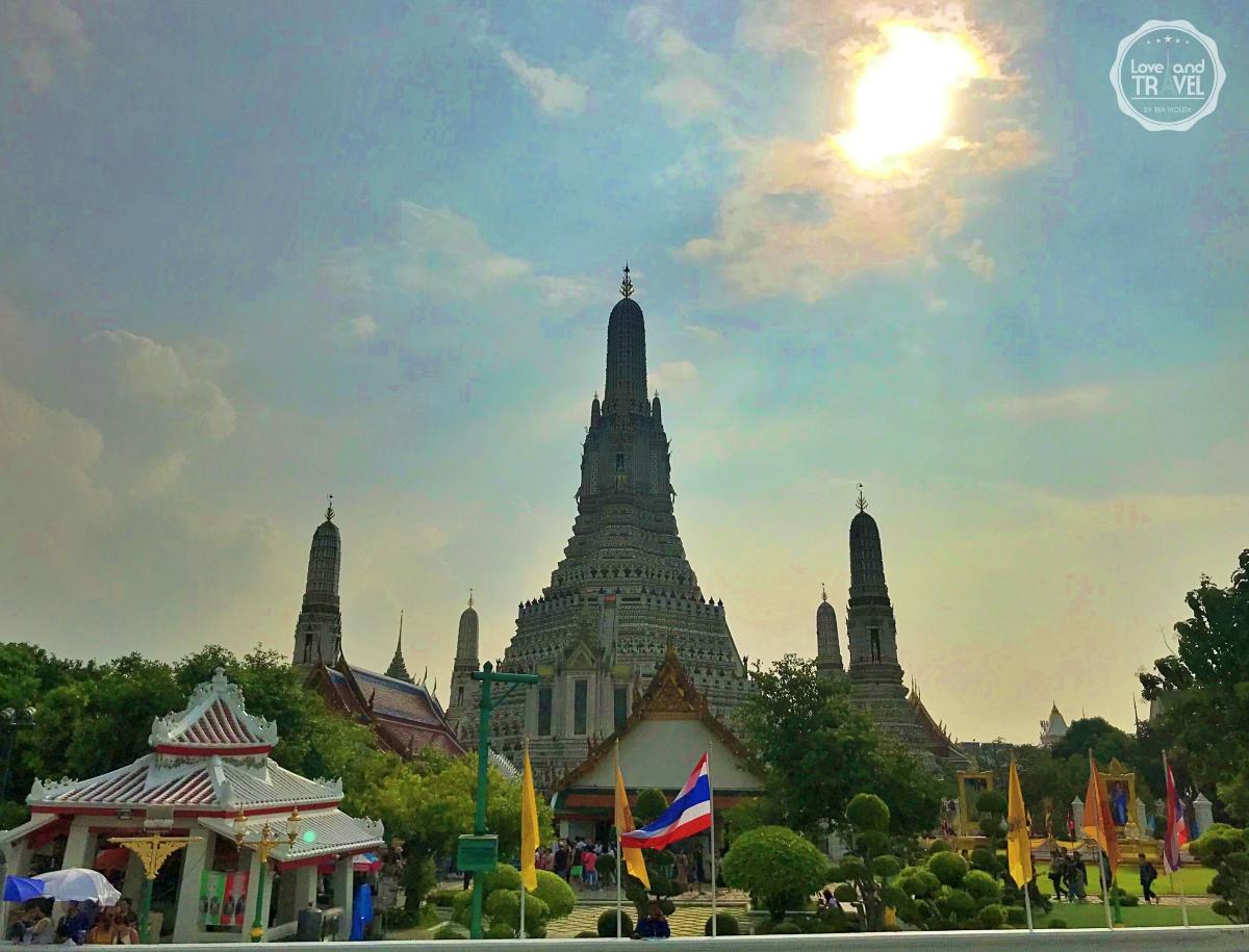 Wat Arun Tailândia, Bangkok