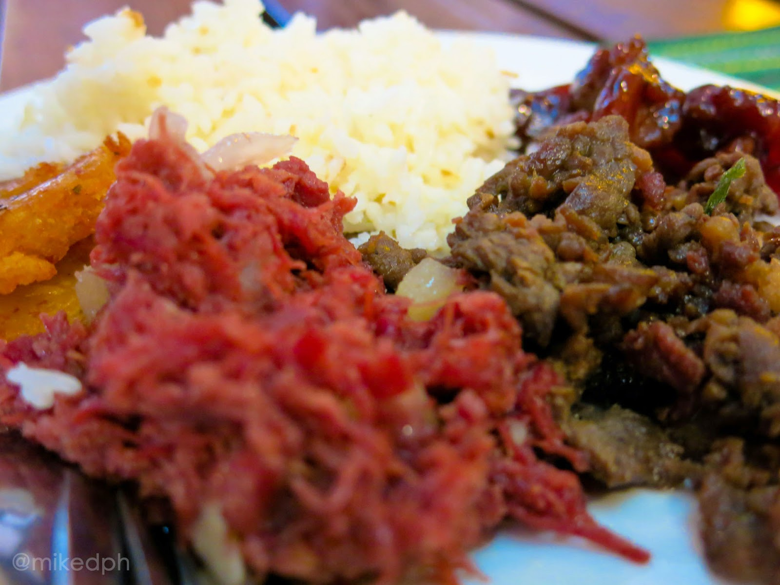 Food Trip Bag Of Beans Tagaytay Miked S Travel Ph