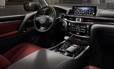2020 Lexus LX570 Review, Specs, Price