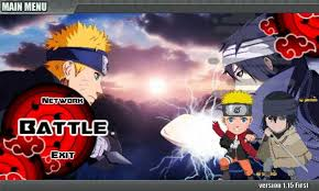 Download Naruto Senki Mod Apk Overcrazy all Version Terbaru
