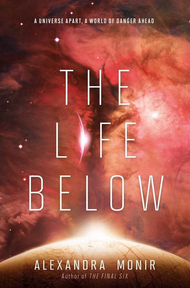 Review: The Life Below by Alexandra Monir