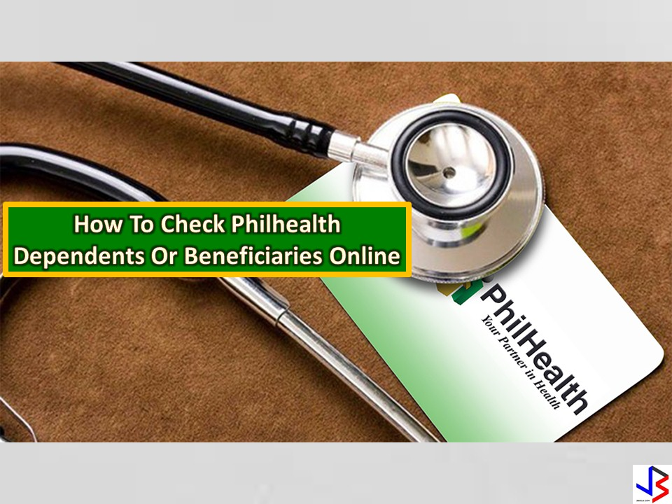 As a member of Philhealth,your family can also enjoy hospitalization benefits.Just make sure that they are listed as your beneficiaries or dependents. Qualified dependents are non-member spouse,children(legitimate,acknowledges,illegitimate,and legitimated) adopted child/children below 21 years of age,single and unemployed.