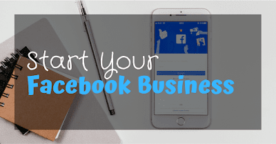 Start Your Facebook Business Page: