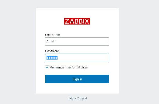 Cara Install Zabbix di Ubuntu Server 20.04
