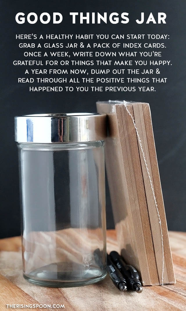 DIY Gratitude Jar (Easy Self-Care Idea or Homemade Gift)