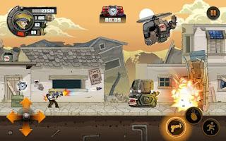 Metal Soldiers 2 combina a adrenalina de jogos estilo plataforma com a ação de 2d shooters.