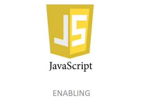 JavaScript – Enabling