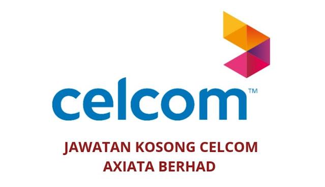Jawatan Kosong Celcom Axiata Berhad 2021