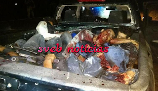 Infernal balacera en Villa Union, Sinaloa deja almenos 19 muertos
