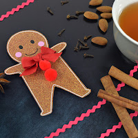 Gingerbread Pu'erh tea - limited time