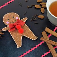 Gingerbread Pu'erh tea - limited time