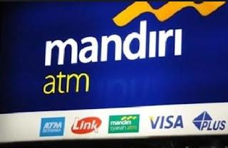 ATM MANDIRI Setor Tunai [CDM] MANOKWARI