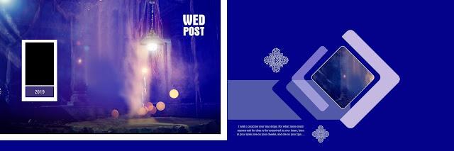 Pre Wedding Album Sheets