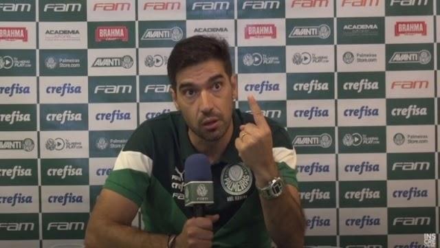 Αμπελ Φερέιρα: «Είμαι τρελός προπονητής που μερικές φορές γίνομαι ηλίθιος»