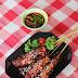 Sate Babi Manis | Pork Satay | 猪肉串烧