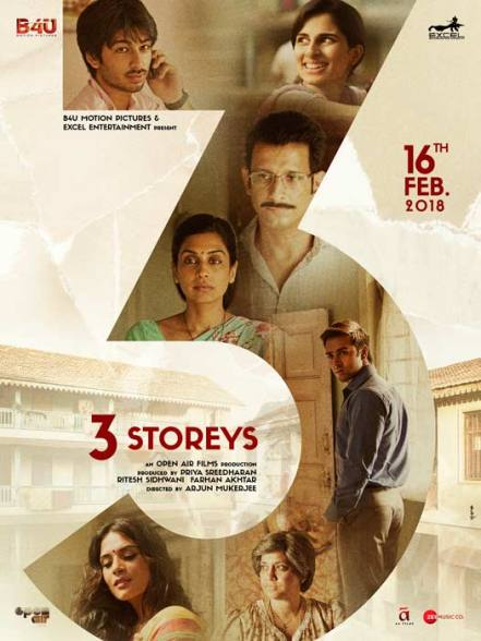 full cast and crew of Bollywood movie 3 Storeys 2018 wiki, Pulkit Samrat, 3 Storeys story, release date, Richa Chadha Actress name poster, trailer, Video, News, Photos, Wallapper