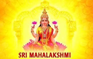 Mahalakshmi Hrudayam Stotram